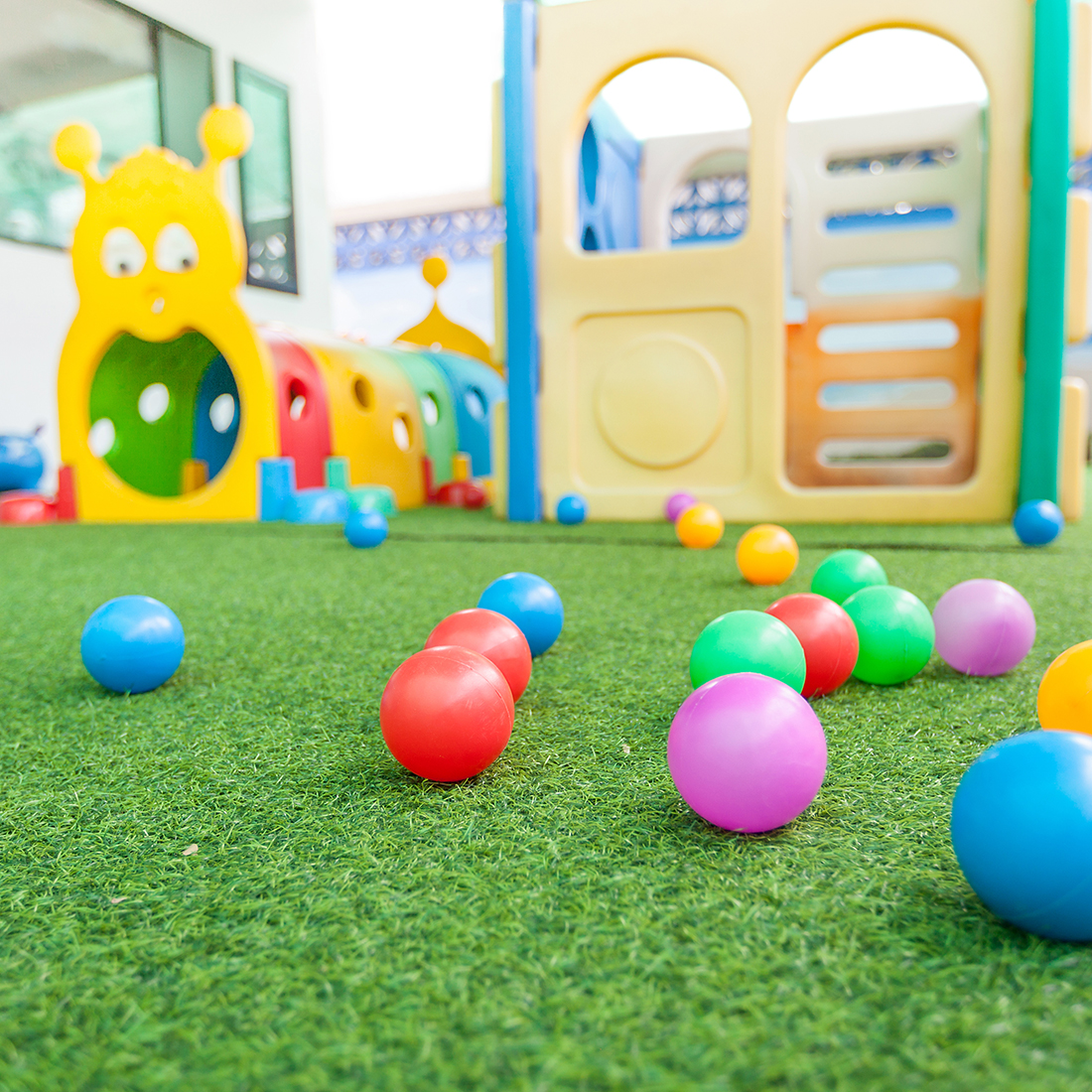 Playschool Astroturf1100