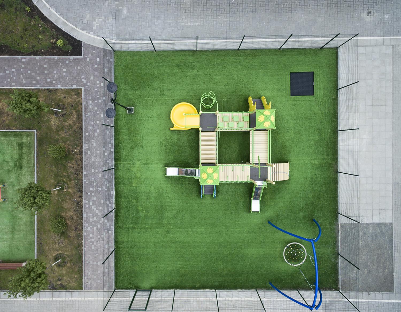 Artificial Grass Playgrounds